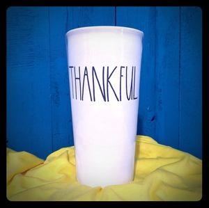 Thankful - Rae Dunn - Tumbler - 0029